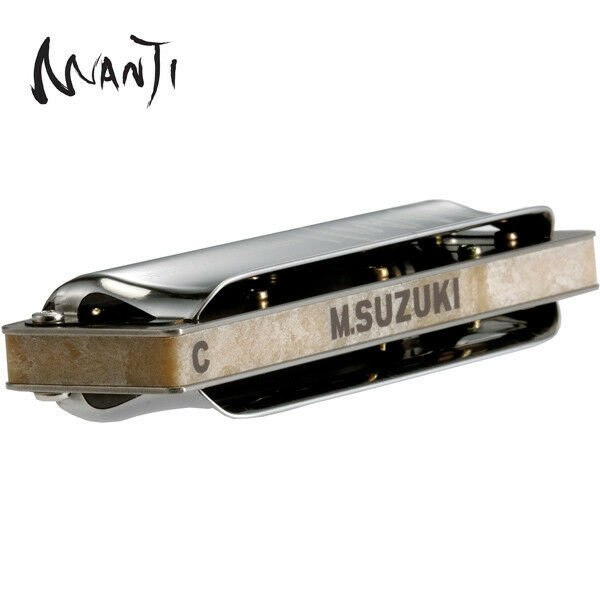 Suzuki Manji natural natural natural menor armónica D sintonizado en 1st posición menor azuls & Jazz 37c6d0