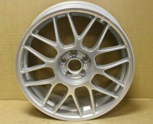 1-Original-VW-Golf-MK4-Jubilaeum-Bbs-RC336-Alu-Felge-OEM-Silberfarben
