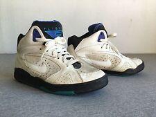 NIKE SONIC FLIGHT Shoes Vintage 1993 High Tops Basketball Men's 9.5 EXCELLENT!