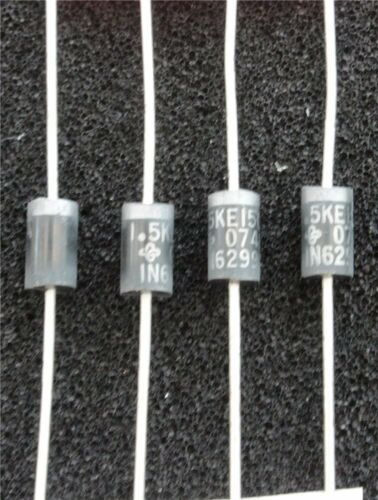 lot de 4 Général Semi 1.5KE150A Uni-directionnel TVS Diode 1500 W 2-Pin DO-201