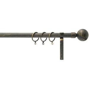 Set-Kit-Bastone-per-Tende-in-Ferro-Completo-Estensibile-170-300-cm-SFERA-G331