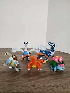 Pokemon-Figures-Lot-Charizard-LUGIA-DIALGA-Mega-Venusaur-amp-BLASTOISE-2-25-3-25-034