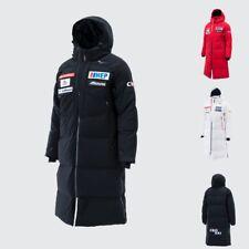 Mizuno CRO SKI DOWN VEST Down 32YE8691 Winter Red Black