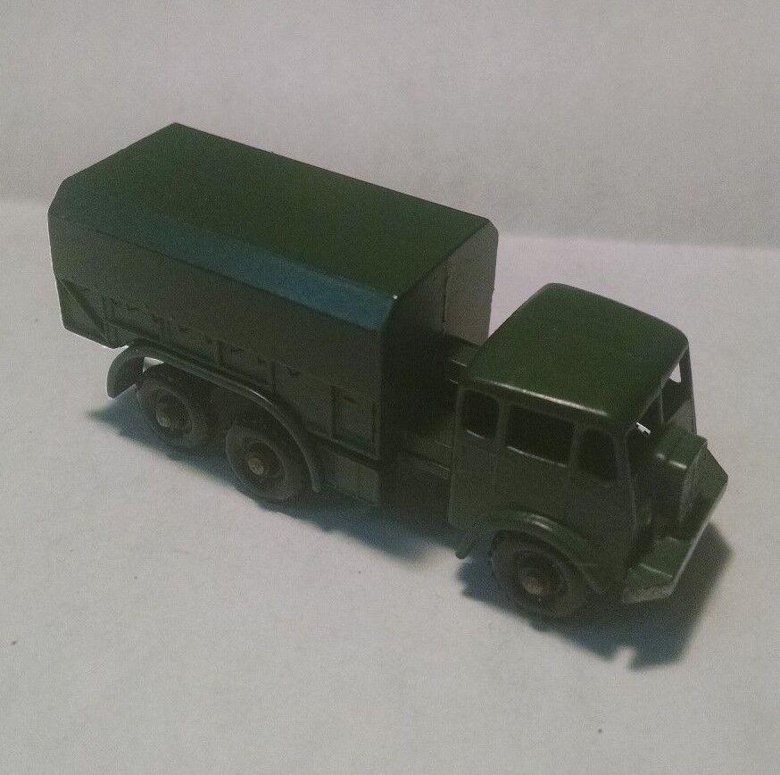 Matchbox Regular Wheel 62A General Service Lorry 1959
