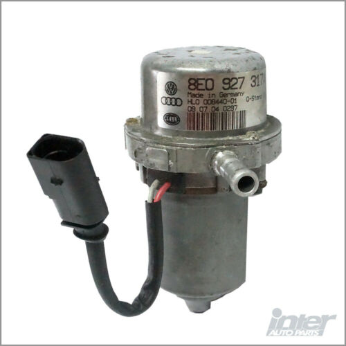 ⭐⭐⭐⭐⭐  Unterdruckpumpe Vacuumpumpe AUDI A4 B6 B7 8E0927317A ⭐24 Monate Garantie*