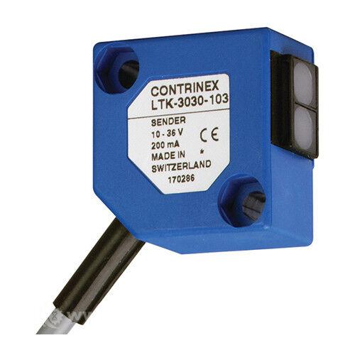Contrinex LTK-3030-103 Compact Photoelectric Sensor MFGD