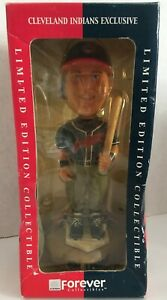 Vintage-Jim-Thome-Cleveland-Indians-Forever-Collectible-Bobble-Head-Chief-Wahoo