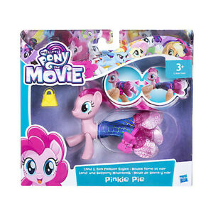MLP My Little Pony The Movie Pinkie Pie Land and Sea Fashion Styles Playset