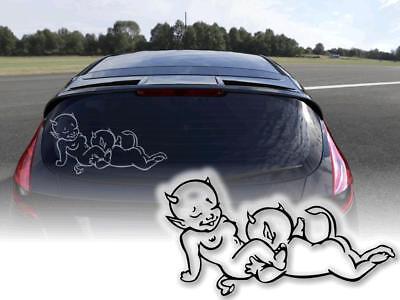 Auto Aufkleber Teufel Sex Sticker Auto 24cm | eBay