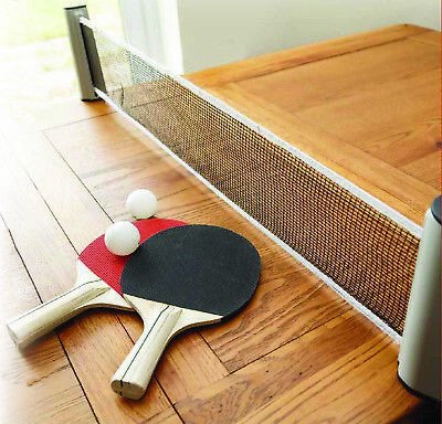 Instant Table Tennis With Two Bats Balls And Net Ping