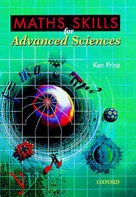 Maths Skills for Advanced Sciences-ExLibrary