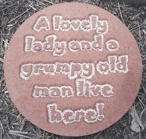 Funny-plaque-plastic-mold-for-plaster-concrete-mould