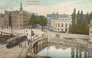 ANSICHTKAART-AMSTERDAM-PLANTAGE-MIDDELAAN-ca-1905