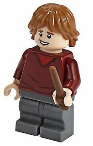 LEGO NEW Minifigure Ron Weasley from 75947 Harry Potter Minifigures
