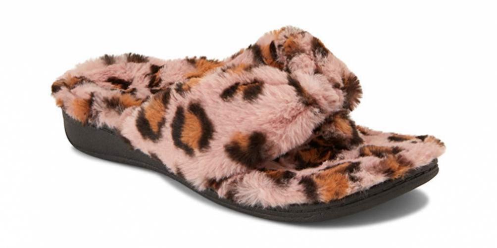 Vionic Women's Indulge Gracie Plush Slipper