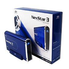 """Vantec NexStar3 Hard Drive Enclosure - 3.5"""" IDE to USB 2.0 NST-360U2-BL"""
