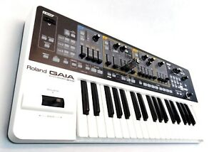 Roland-GAIA-SH-01-Synthesizer-Keyboard-Top-Zustand-2Jahre-Garantie