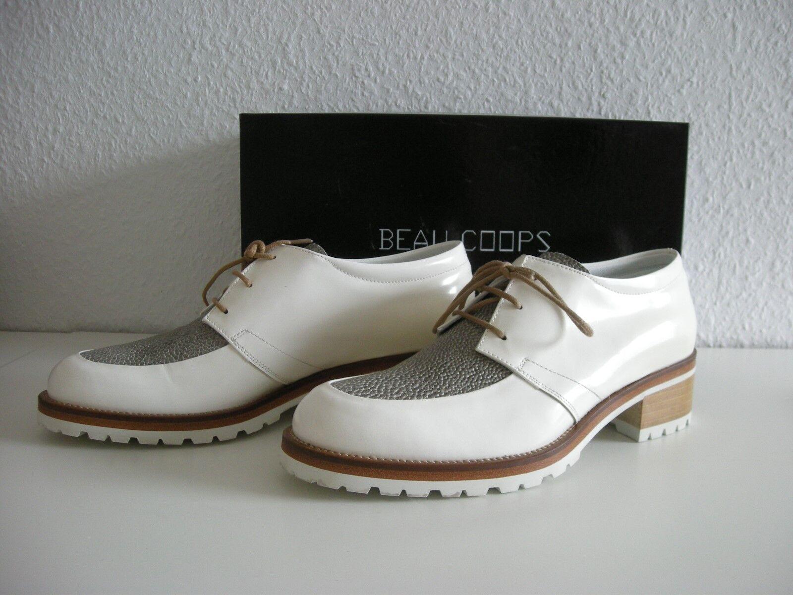 Schicke Designerschuhe 38, für den Sommer von Beau Coops, Gr. 38, Designerschuhe Neu mit Karton 6cf898