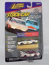 Johnny Lightning Stock Car Legends Donnie Allison Mercury Cyclone 1971 Season