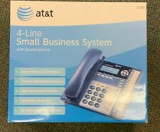 4 Line Small Business System For Atampt