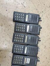 Motorola Mts2000 Flashport H01uch6pw1bn 16channel 2way 800mhz Radio Lot Of 11
