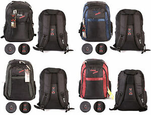 Image Is Loading Jeep Air Flow Executive Backpack Travel Gym Laptop