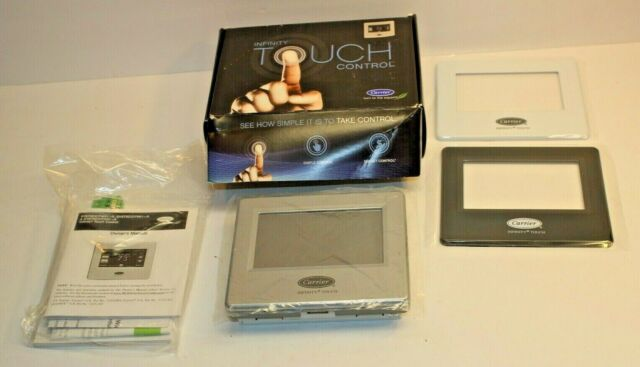 Carrier Infinity Control Touch Screen OEM Model# SYSTXCCITN01 Thermostat NEW!