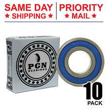 6004 2rs C3 Emq Premium Rubber Sealed Ball Bearing 20x42x12 6004rs 10 Qty