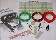Abuelo Bobs Cristal Aparato De Radio Electronics proyecto Kit whizzkits Gato Barba