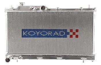 2010-2013 Mazdaspeed3 Koyo Performance Aluminum Racing Radiator