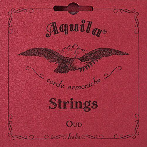 D/'Addario Saiten Satz arabische Oud 11 Strings Nylon Kupfer umwickelt 026 Stärke