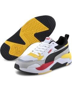 Puma-Scarpe-Sportive-Sneakers-Uomo-Bianco-10-X-Ray-2-Square