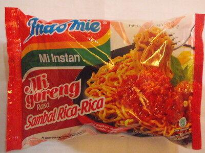 NEW 8 pcs Indomie noodle Mi Goreng Rasa Sambal Rica Rica Enak. FREE Airmail ship | eBay
