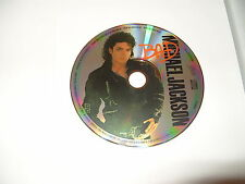 Michael Jackson - Bad  - 1987 -10 track cd picture disc rare cd
