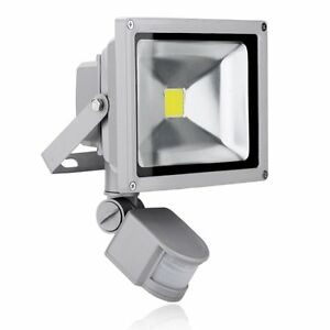 New-PIR-Motion-Sensor-LED-Floodlight-10W-20W-30W-50W-Security-Flood-Light-Sensor