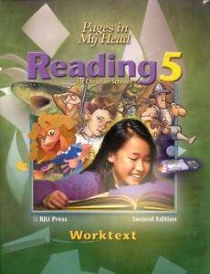 BJU-Reading-5-Student-Worktext