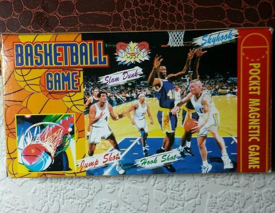 RARE retro Handicapped súper Jacket Magnetic Basketball 570 570 570 partidos bb9