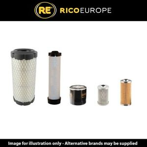 Takeuchi TB216 Filter Service Kit - Air, Oil, Fuel Filters | eBayeBay
