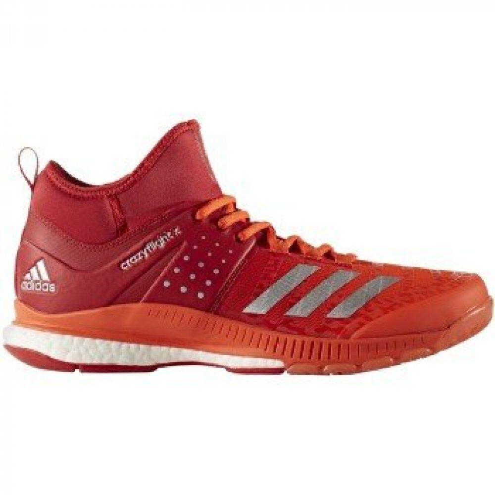 adidas Performance Men's Crazyflight X Mid Volleyball Shoe