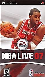NBA-Live-07-Sony-PSP-UMD-2006-Disc-only