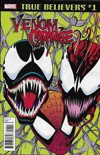Venom Carnage True Believers #1 Marvel Comics
