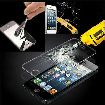 Explosion-Proof Tempered Glass Film Screen Protector For iPhone 5 5s 5c 4S 6 6+