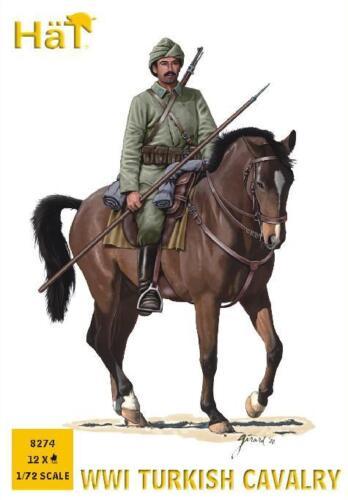 Action- & Spielfiguren hat 1/72 WWI Türkisch Kavallerie #8274