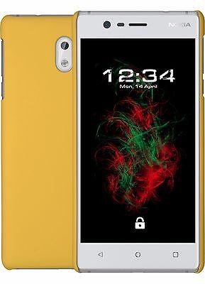 Hülle für Nokia 3 - Hardcase Schutzhülle Tasche Cover - Farbwahl