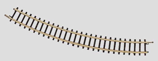 Märklin Spur Z 8521 Gebogenes Gleis Radius 195 mm. 30° NEU