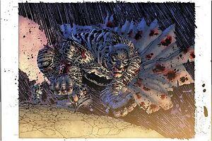 Dark Knight III #5 NM  9.6 RARE! DK III #5 Frank Miller 1:100 Variant cover!!