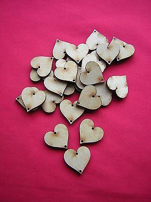 18mm wooden Freestanding 15cm Heart Craft Blank Mdf Shape50