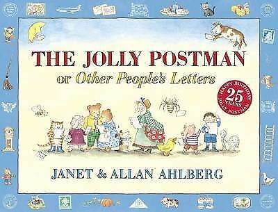 The Jolly Postman or Other People's Letters by Allan Ahlberg, Janet Ahlberg...