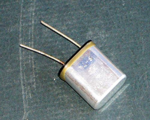 3579.545 Kc Radio Crystal My Item C-9