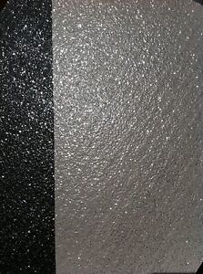 glitter effekt wandlasur wandfarbe glitzer silber 1liter 12 50 euro ebay. Black Bedroom Furniture Sets. Home Design Ideas